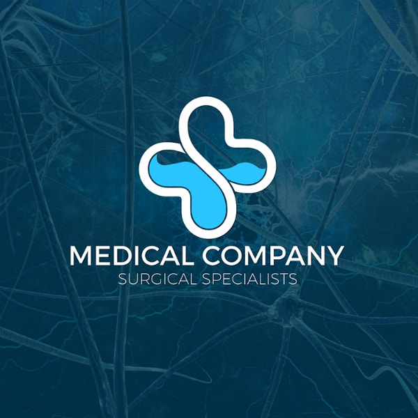 medical surgical company logo layout