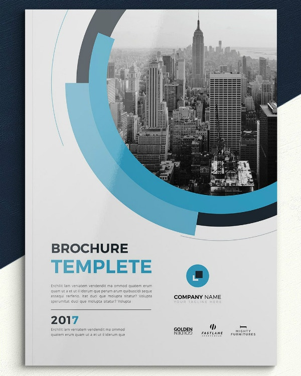 Modern Corporate Business Brochure Sample