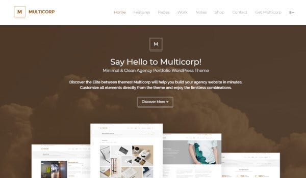 multicorp-customized-wordpress-theme