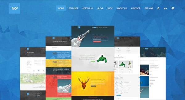 no8-drag-and-drop-wordpress-theme
