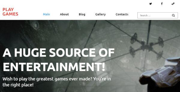 playgamestheme