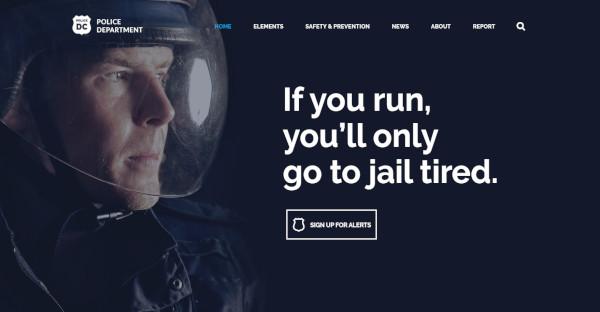 Police – Fire - WPBakery WordPress Theme