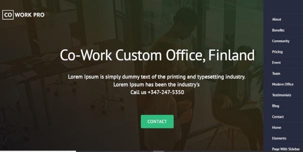 pro-cowork-responsive-wordpress-theme