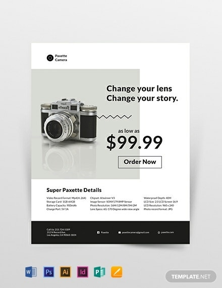 product flyer template 440x570 1