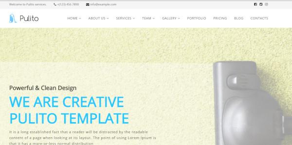 pulito-mobile-friendly-wordpress-theme