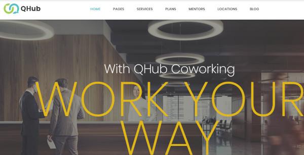 qhub-unyson-framework-wordpress-theme