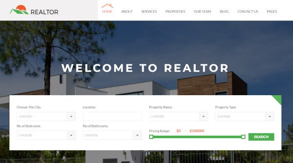 realtor – wpml wordpress themes