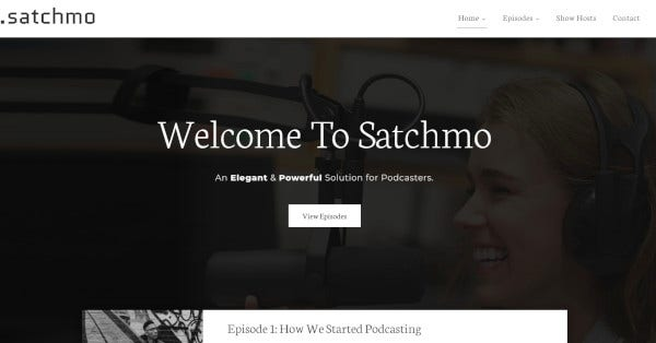 satchmo – elementory wordpress theme
