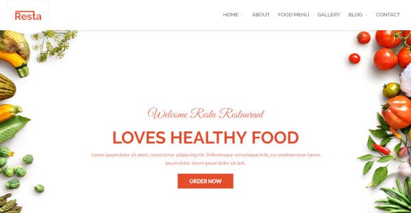 Resta – Highly Customizable WordPress Theme