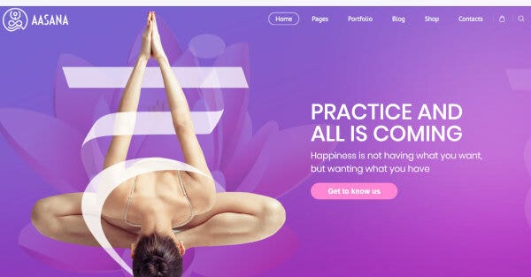 5. Asana – 5.0.X WordPress Theme