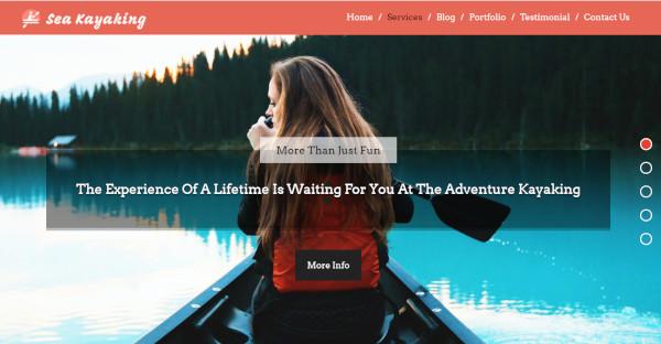 sea kayaking kayak tours agency