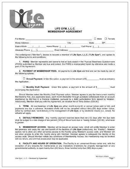 simple-gym-memberhsip-contract-template-1
