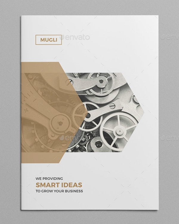 Smart Ideas Business Brochure Example