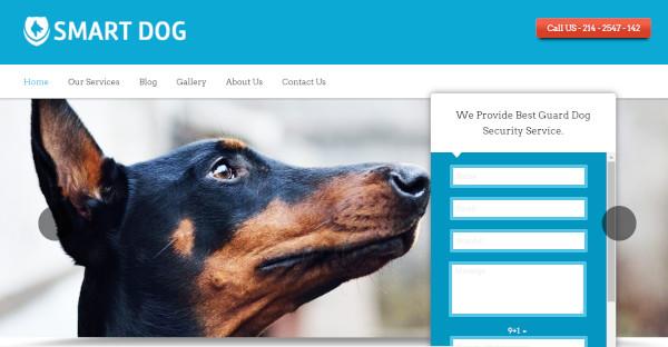 Smartdog – VC3 Validations WordPress Theme