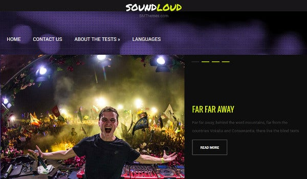 soundloud-seo-optimized-wordpress-theme