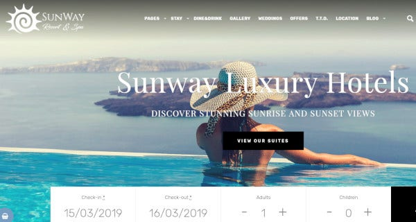 sunway – secure wordpress theme1