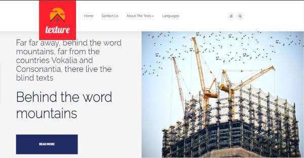 Texture - WooCommerce WordPress Theme