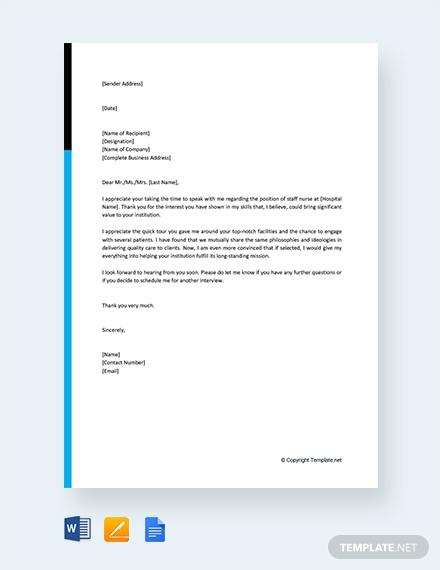 thank-you-letter-after-nursing-job-interview