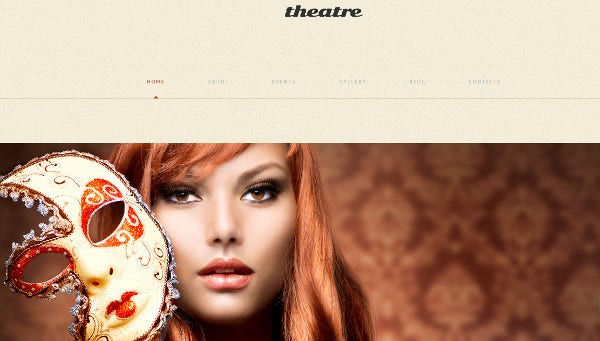 theater wpml certified wordpress theme