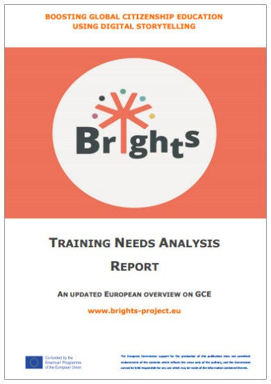 training needs analysis report