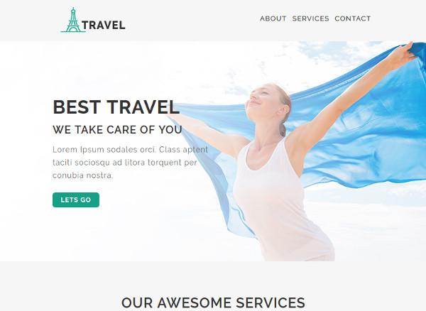 travel-mailchimp-ready-wordpress-theme