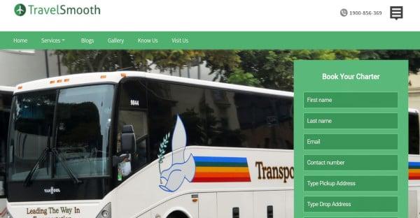 travel smooth – responsive wordpress theme