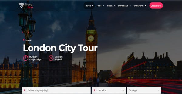 traveltime complete tours and travel agency