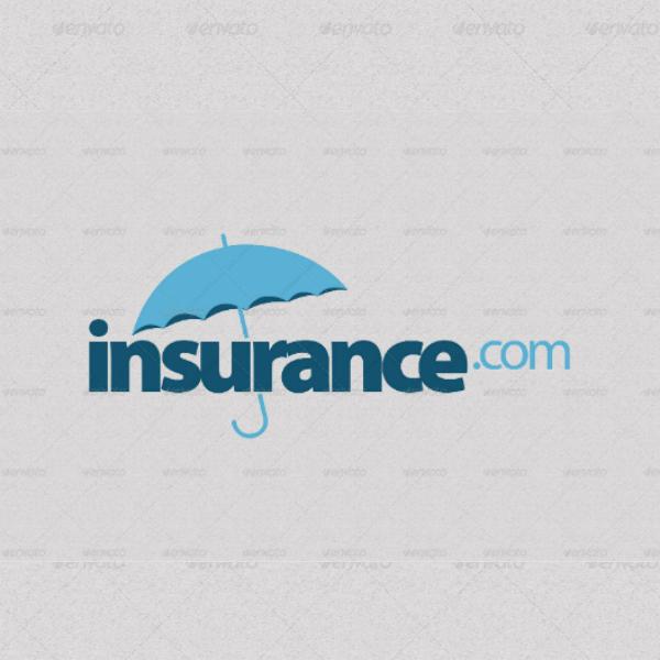 umbrella insurance company logo example