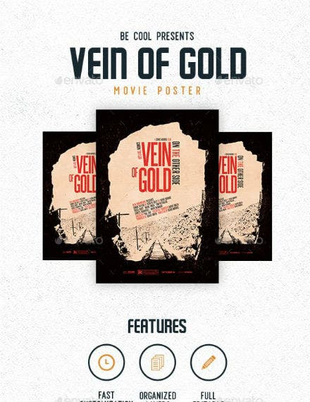 vein of gold movie poster