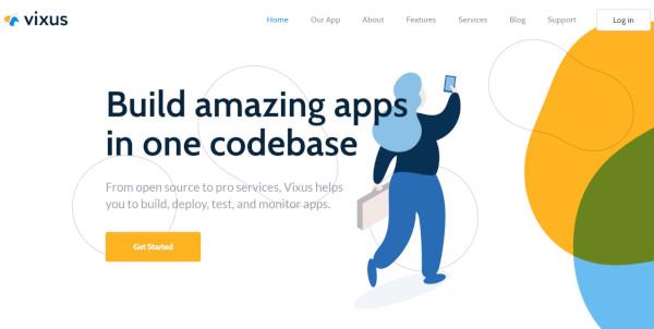 vixus-startup-wordpress-theme