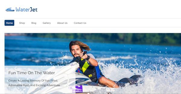 water jet jet ski rental company