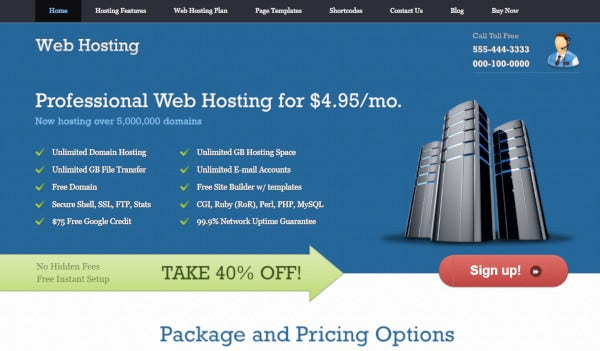 web-hosting-html-and-css-ready-wordpress-theme