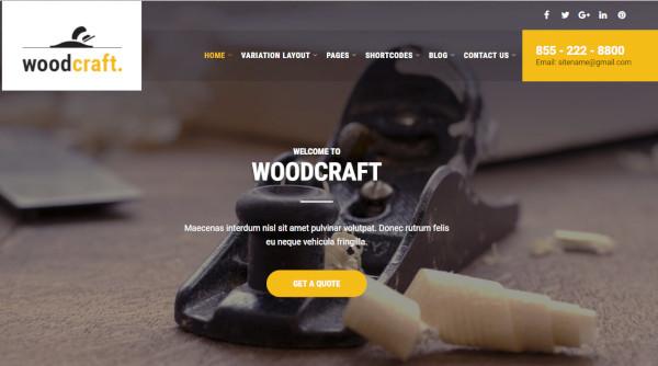 woodcraft-woocommerce-wordpress-theme