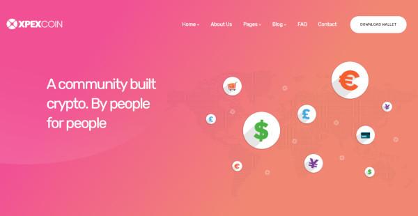 18+ Bitcoin & Cryptocurrency WordPress Themes & Templates 2019
