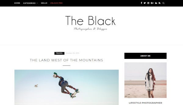 zblack-lite-responsive-wordpress-theme