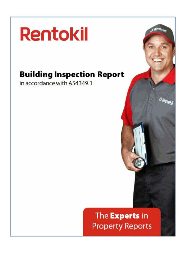 building inspection report sample 011