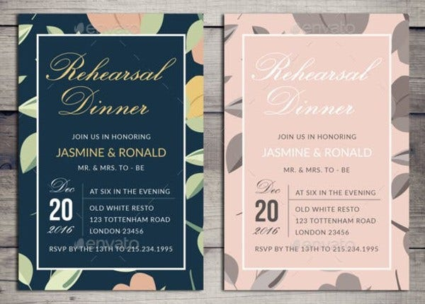 dinner invitation vol2 ip