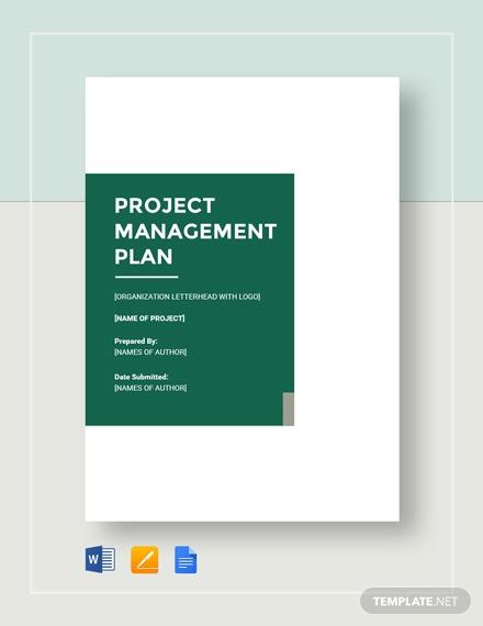 project management plan4
