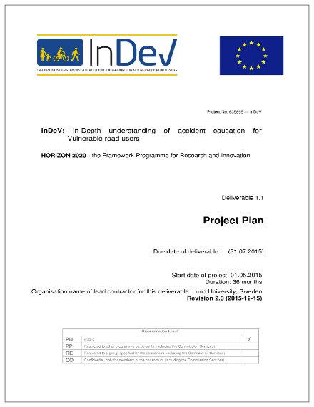 project plan 01