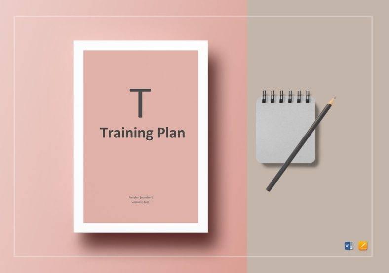training-plan-template-mockup