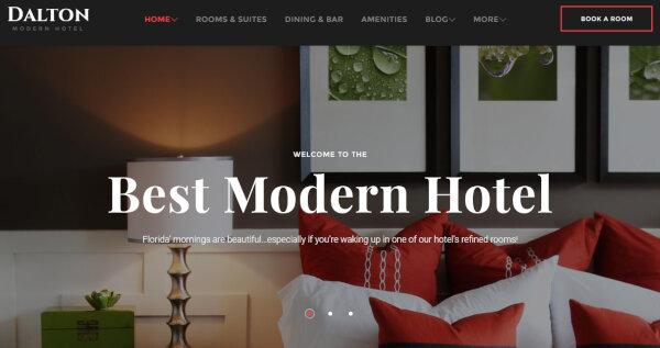 10 dalton – modern hotel