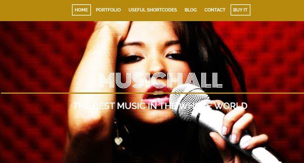 Music Hall – WPML Ready WordPress Theme