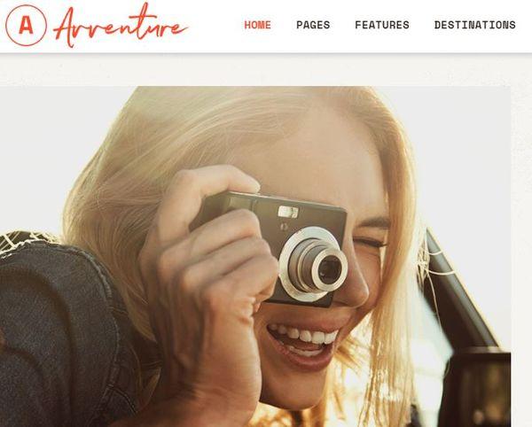 Avventure – Essential Grid WordPress Theme