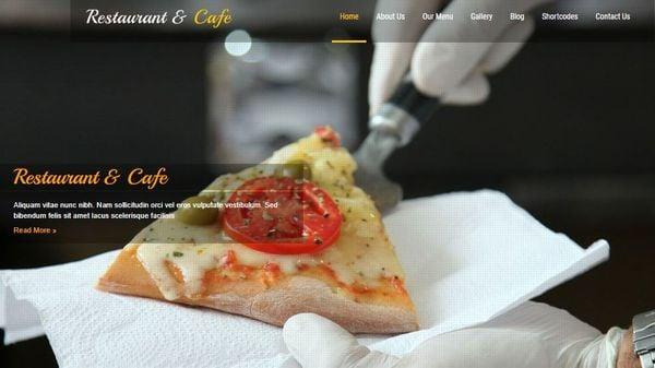 Restro – HTML5 & CSS3 Coded WordPress Theme