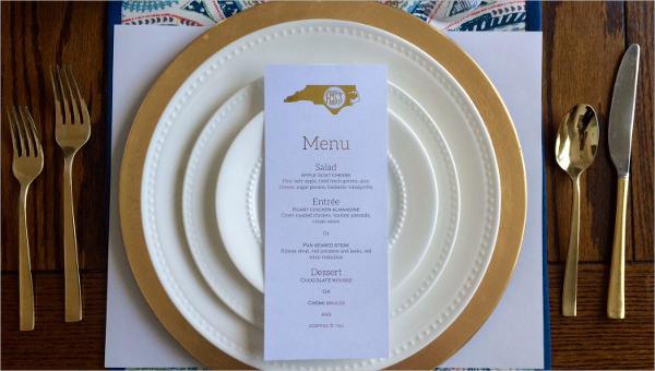 featured image dinner menu template1