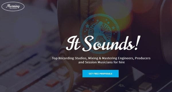 Morning Records – One-click Demo Install WordPress Theme