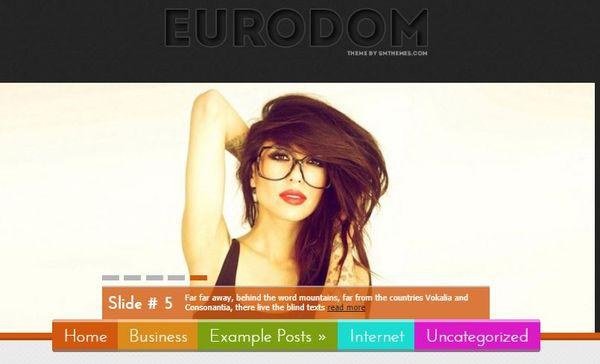 Eurodom – Ecwid WordPress Theme