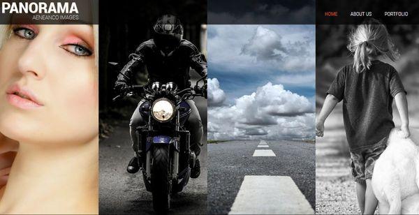 Panorama Pro – Portfolio Plugins WordPress Theme