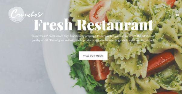 Crunchos – Mobile-Friendly WordPress Theme