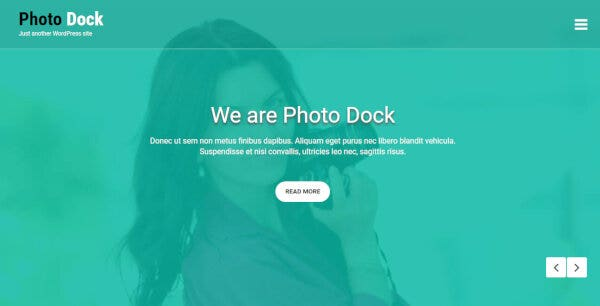 19 photo dock – just another wordpress site
